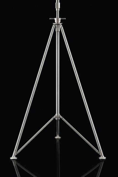 Fortuny ® Studio trépied acier détail