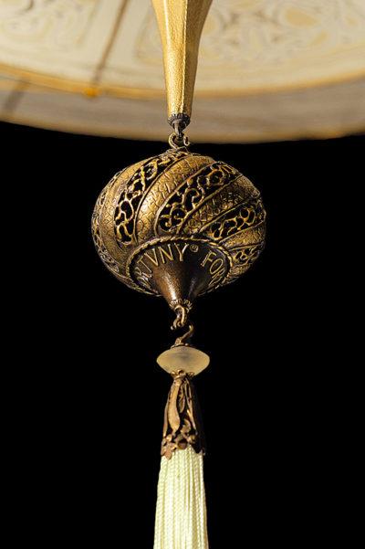 Scheherazade Fortuny décoration Géométrique, détail