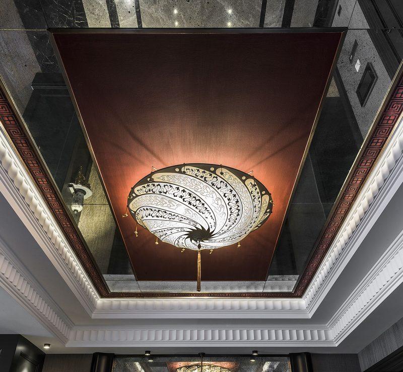 Fortuny® Scudo Saraceno Serpentine, Hôtel
