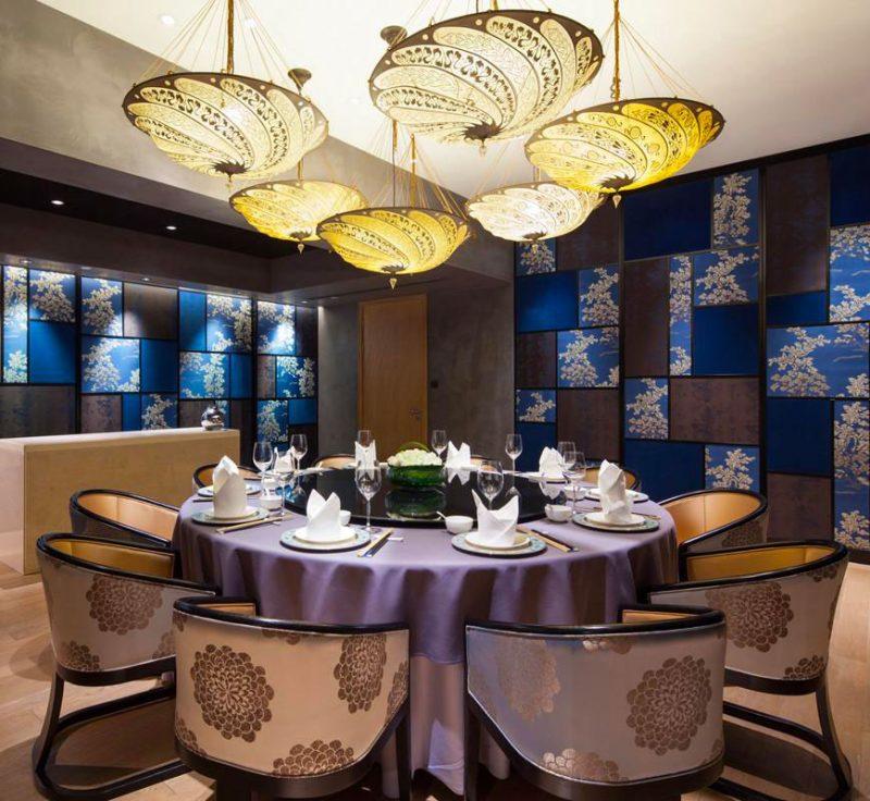 Fortuny® Scudo Saraceno Serpentine, restaurant