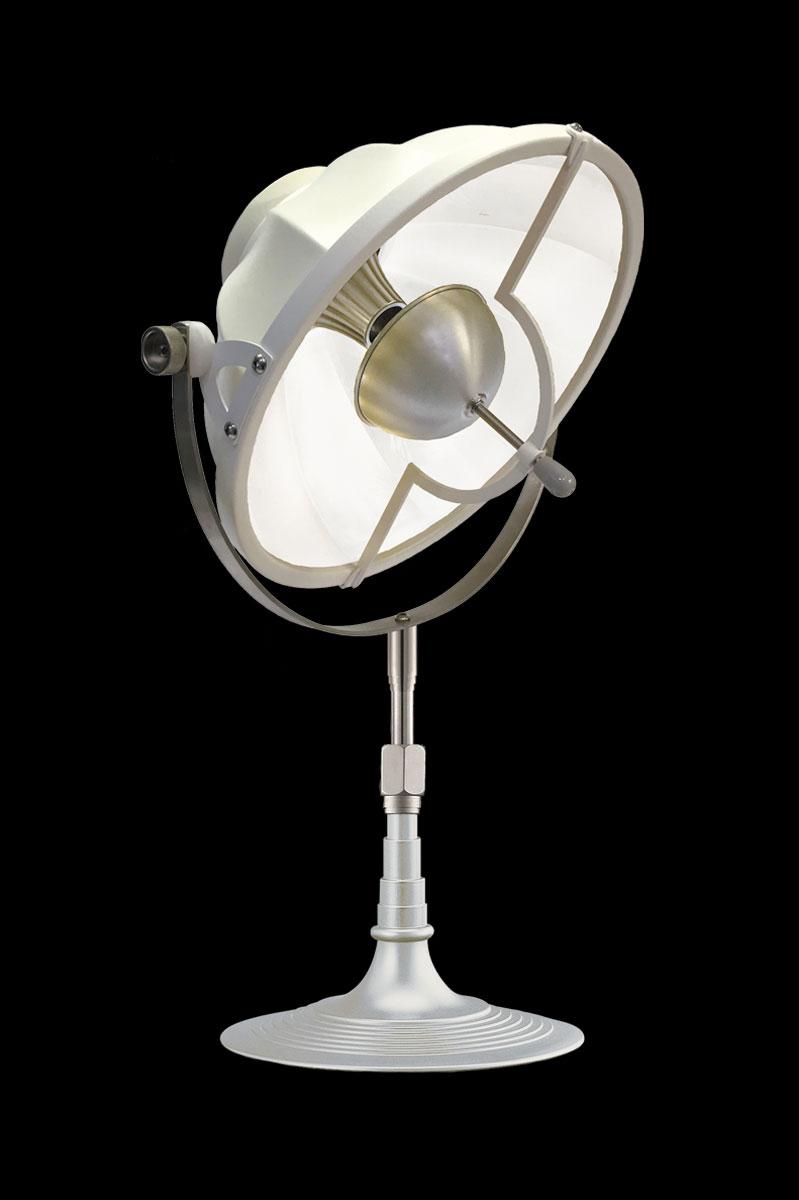 Lampe à poser Fortuny Armilla 32 Blanc