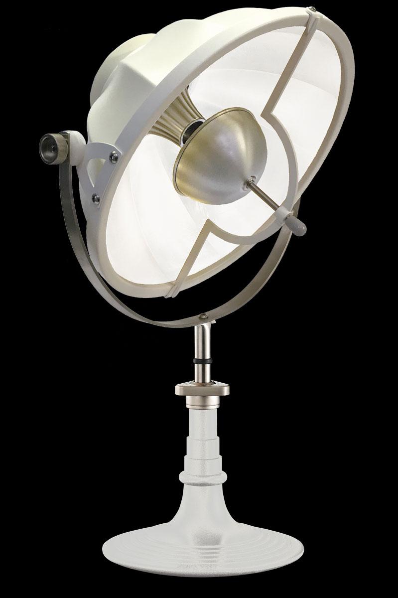 Lampe de Table Fortuny Armilla 41 Blanc