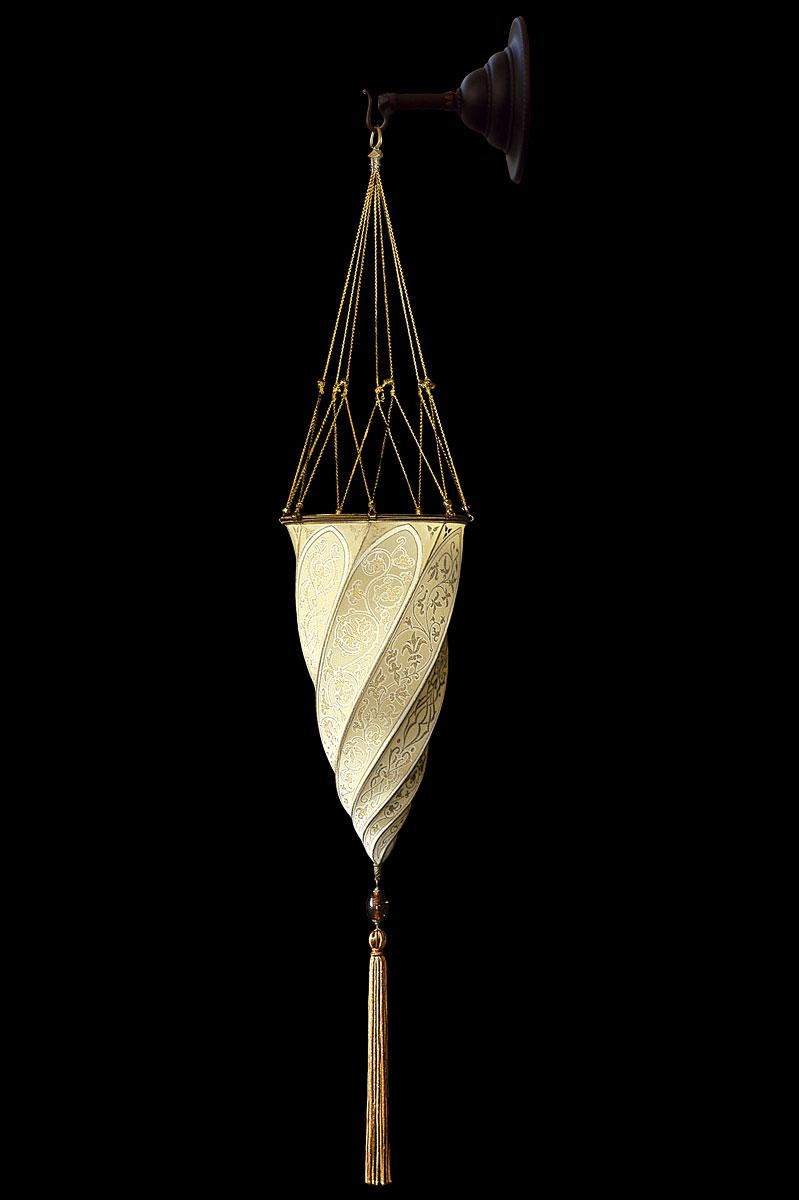 Applique Cesendello en soie