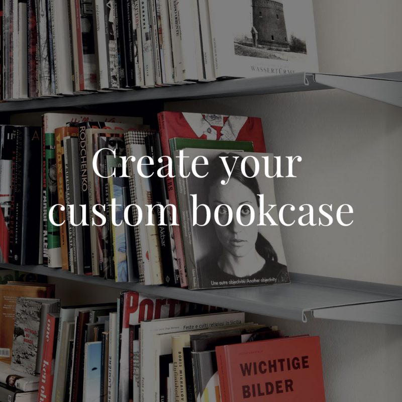 Create your custom bookcase