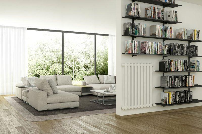 Pallucco Continua customizable modular bookcase