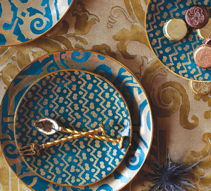 Fortuny diningware tableware and home decor 2