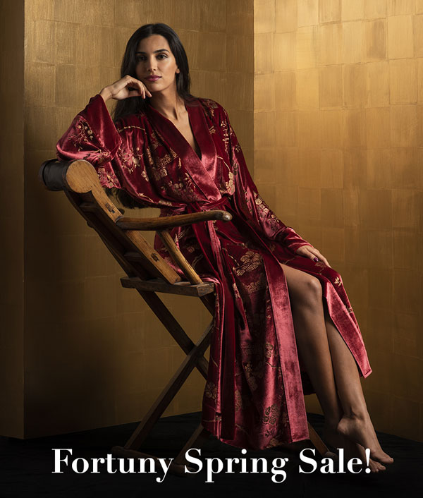 Subscribe to Fortuny Shop